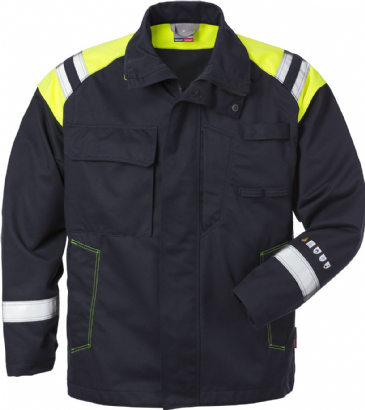 Fristads Flame Jacket 4194 ATHP (Dark Navy)